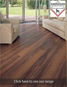 Luxury Vinyl Tiles from karndean flooring