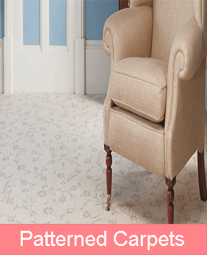 Patterned Axminster Carpets