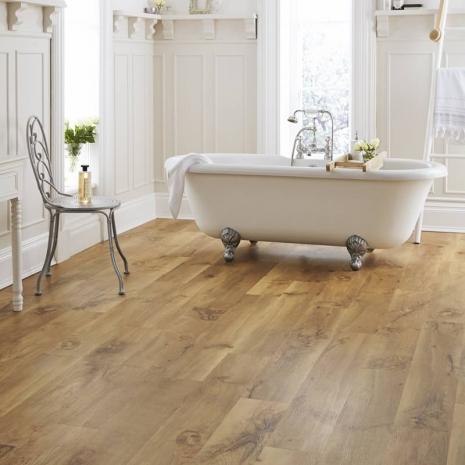 Karndean Van Gogh Gluedown Wooden Flooring