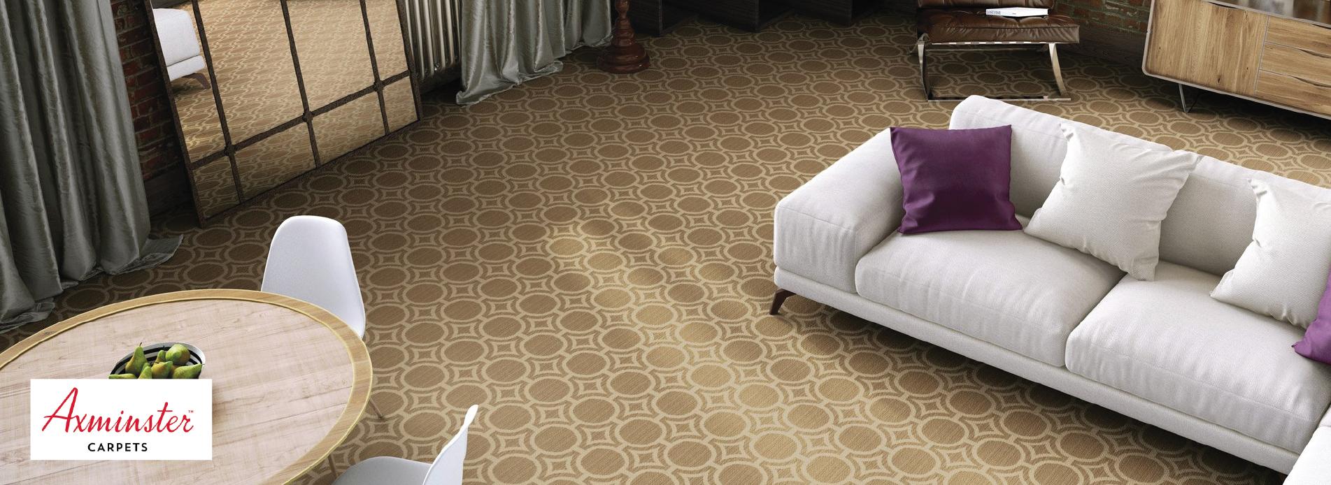 Axminster Carpets banner