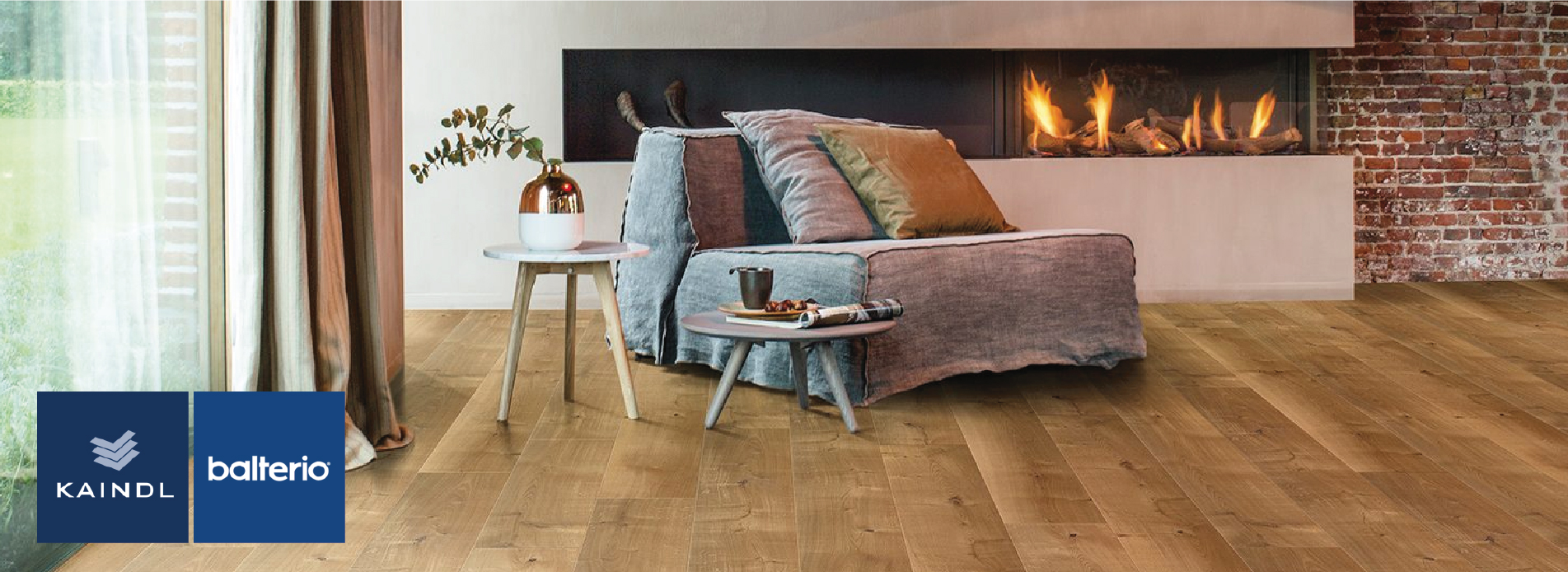 Balterio Kaindl Lifestyle Floors banner